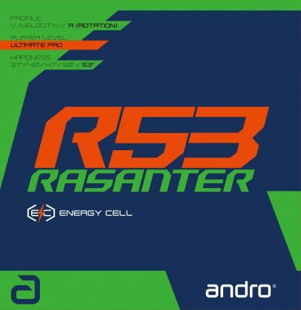 MẶT VỢT Andro Rasanter R53