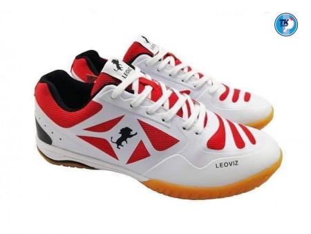 Giày Leoviz Ninja (Trắng đỏ)