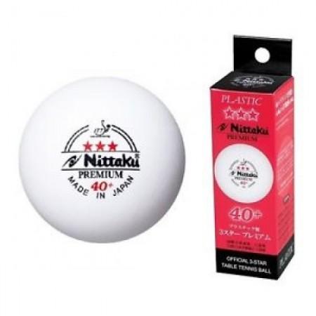 Bóng Nittaku Premium 40+