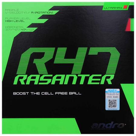 MẶT VỢT ANDRO Rasanter R47