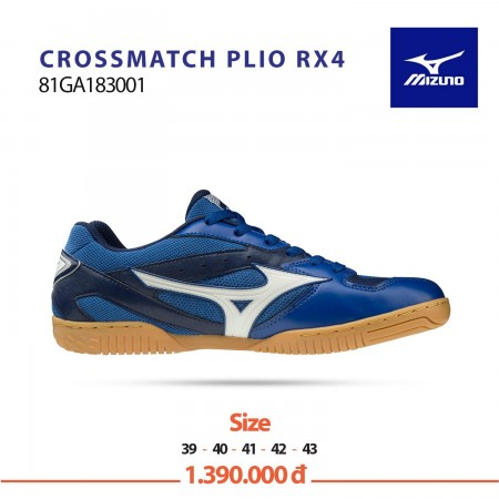 CROSSMATCH PLIO RX4