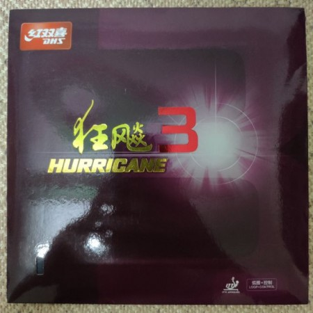 MẶT VỢT DHS Hurricane 3 (H3) Special