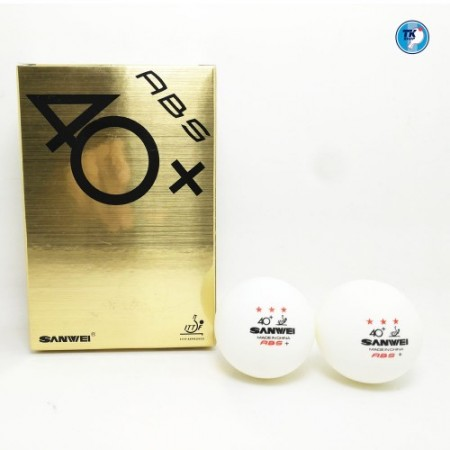 Bóng Sanwei 40+ ABS 3 sao