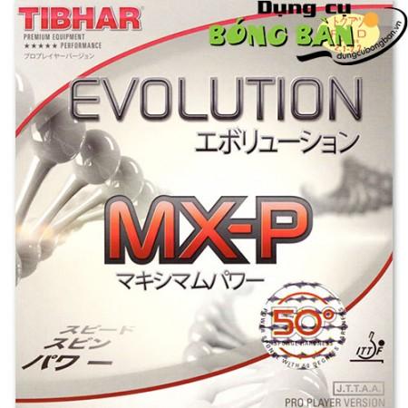 MẶT VỢT Tibhar Evolution MX-P 50